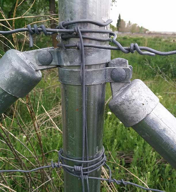 Pipe Post Supports